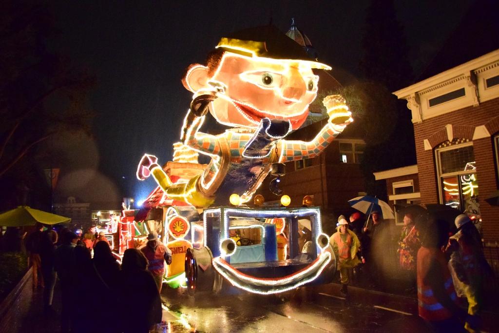 wat voor feest is carnaval